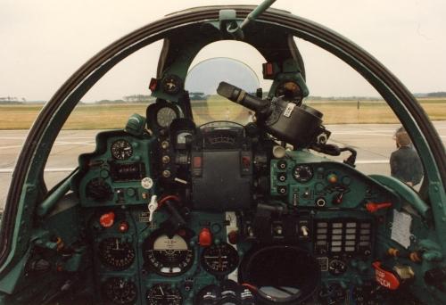 Cockpit Front